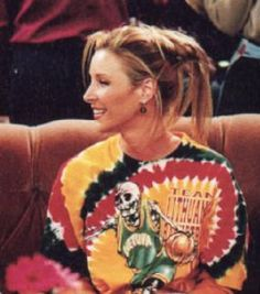 "Phoebe Buffay (Lisa Kudrow) ""Friends"""