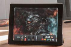 Paper (iPad App)
