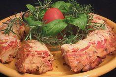 Roasted Tomato Bread Pudding Recipe