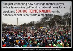 D.C. March for life