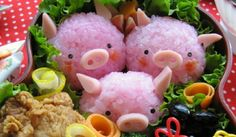 sushi piggies