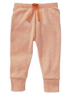 Favorite cuffed pants | Gap: Also in red. #Babies #Pants