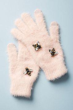 Well-Embellished Gloves