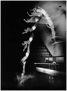 Harold Edgerton  #art #early #flash #photography #Harold #Edgerton