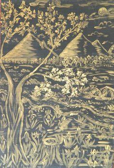 Tempera, Abstract, Artwork, Painting, Summary, Work Of Art, Auguste Rodin Artwork, Painting Art, Artworks