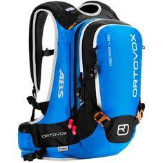 Free Rider 24 ABS inkl. MASS Rucksack blue-ocean blue-ocean
