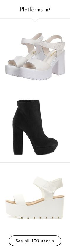 """""""Platforms \m/"""" by arcticparadise ❤ liked on Polyvore"""