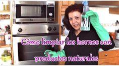 Cómo limpiar el horno y el microondas a fondo   How to clean the oven an...