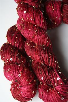 Artyarns Beaded silk pearl with Sequins in H7g