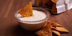 This nutty concoction tastes like creamy queso sauce, but it doesn't have an ounce of cheese. You'll want to lick it clean from the bowl. Get the recipe.