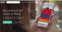 Raise App | Buy discounted gift cards online for places you frequently shop and easily save