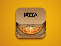 Pizza icon by Ziv-Li