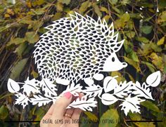 This listing is for a paper cut design that you can machine cut or you can print out the design and hand cut it yourself.  This is a DIGITAL DOWNLOAD of files. Any backgrounds, logos, framed or cut images are for illustration purposes only.  Included in this digital download are the