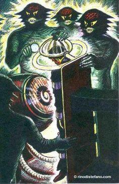 Zanfretta's Alien Abduction - Extraterrestrial Life & The UFO Phenomenon