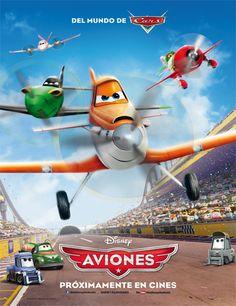 Poster de Planes (Aviones)