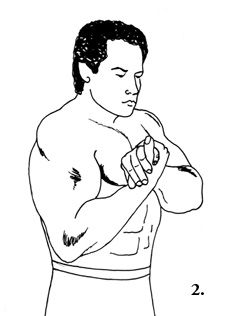 """Self-resistance is an ancient form of exercise requiring no weights or equipment, which can be done anywhere, anytime. Also known as """"dynamic tension"""" or """"isometrics."""""""