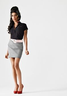 Amy Winehouse Hot | Fred Perry will release posthumous Amy Winehouse collection