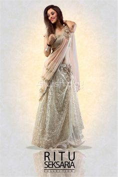 Ritu Seksaria Bridal Wear Info & Review | Bridal / Trousseau Designers in Mumbai #lehenga #wedmegood