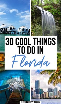 30 Things to do in Florida: The Ultimate Bucket List | Florida bucket list | florida bucket list things to do | places to visit in florida bucket lists | places to go in florida bucket lists | fun things to do in florida bucket lists | what to do in florida bucket lists | florida bucket list ideas | visit florida bucket list | Florida travel tips | Florida travel guide | fun things to do in florida | top things to do in florida | #floridatravel #floridabucketlist Usa Travel Guide, Travel Guides, Travel Tips, Cool Places To Visit, Places To Travel, Places To Go, Visit Florida, Florida Travel, America And Canada