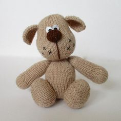 Knit your own pet: read more at LoveKnitting