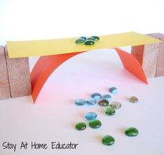 Studying Bridges in Preschool - Stay At Home Educator