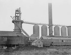 Adrian Furnace Company, Dubois, Pennsylvania :: American Iron and Steel Institute photographs