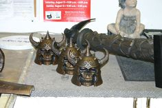 First Bronze versions ...................