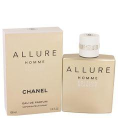 Chanel Allure Homme Blanche 100ml Eau De Parfum   Men's Perfume