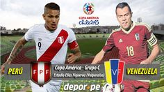 Perú vs. Venezuela: bicolor busca su primer triunfo en Copa América 2015 [HORA/CANAL]