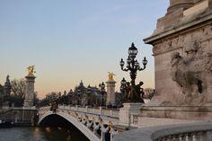 Pont Alexandre 3, Paris.