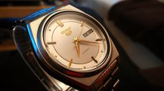 Seiko 5 7009-876A refurbished   Check us out and post! http://watchcollectorsclub.com/join