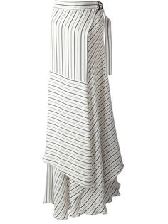 CHLO� Draped Maxi Skirt