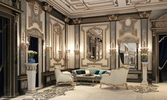 Best interior designers - Alter Ego #luxury #interiors