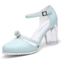낮은 가격 발목 스트랩 메리제인 신발 여성 특허 가죽 펌프 신발 여성 하이힐 8 센치메터 오피스 레이디 문자열 구슬 고무-에서낮은 가격 발목 스트랩 메리제인 신발 여성 특허 가죽 펌프 신발 여성 하이힐 8 센치메터 오피스 레이디 문자열 구슬 고무부터 여성의 펌프 의 Aliexpress.com | Alibaba 그룹