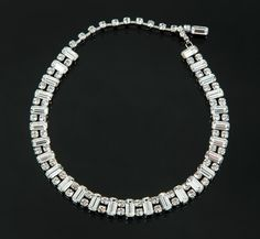 Marilyn Monroe costume necklace signed Weiss, $8,000–$12,000