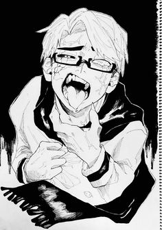 Pretty Art, Cute Art, Manga Art, Anime Art, Art Sketches, Art Drawings, Drawing Face Expressions, Mouth Drawing, Art Poses