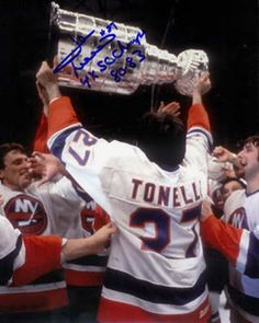 Tonelli Stanley Cup