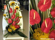 Floral Lena Góis: Com votos de muito sucesso!