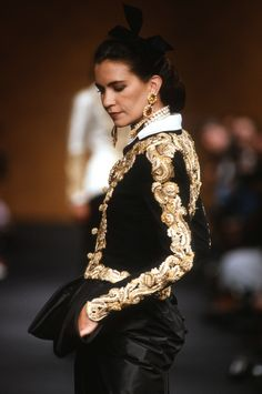 Chanel couture 89. I think it's classic ))