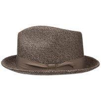 Los sombreros de Panamá clásicos para los hombres. Moda sombreros de paja.  Reproductor de 26eb1598321