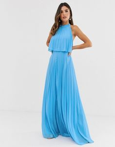 The prettiest wedding guest dresses to wear to this seasons weddings  #weddingguest Sexy Dresses, Club Dresses, Evening Dresses, Dresses Dresses, Party Dresses, Fashion Dresses, Aidan Mattox, Bar Outfits, Vegas Outfits