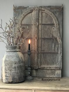 Rustic Furniture When it comes to furniture shopping, few enjoy the quest. Rustic Style, Rustic Decor, Farmhouse Decor, Wabi Sabi, Rustic Furniture, Interior Design Living Room, Beautiful Homes, House Design, Antiques