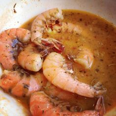 Nearly half a pound of #KillerShrimp for just $9.95 Mondays in the bars. Join us for the Original Monday Special