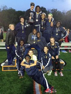 Walnut Hills girls track team takes another ECC title, via the Enquirer: http://cin.ci/1gniiqc