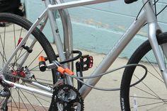Bicycle Lock-up