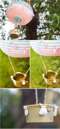 Cómo hacer un globo aerostático-DIY - Petit-On