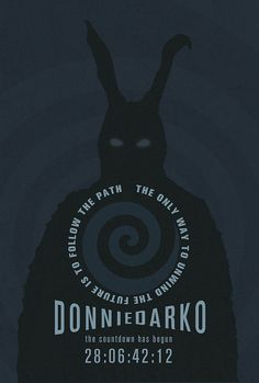 Donnie Darko 12x18 Movie Poster by greymatterprints on etsy $25.00