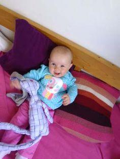 reycled pillows and rabbit made of shirt :) Rabbit, Recycling, Pillows, Shirt, Blog, Kids, Decor, Bunny, Young Children