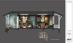 Hình ảnh có liên quan Resort Plan, Peninsula Hotel, Id Design, Da Nang, How To Plan, Mansions, House Styles, Interior, Home Decor