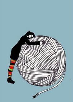 OHHHHH....  yarn.  Sigh.